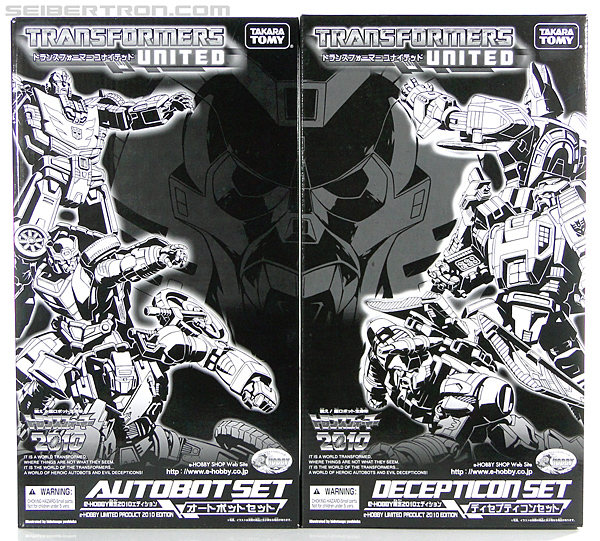 Transformers United Galvatron (e-Hobby) (Image #26 of 195)