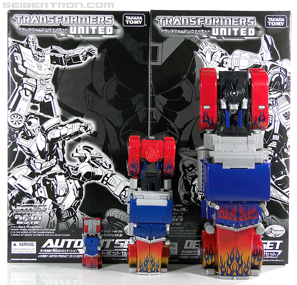 Transformers United Galvatron (e-Hobby) (Image #27 of 195)