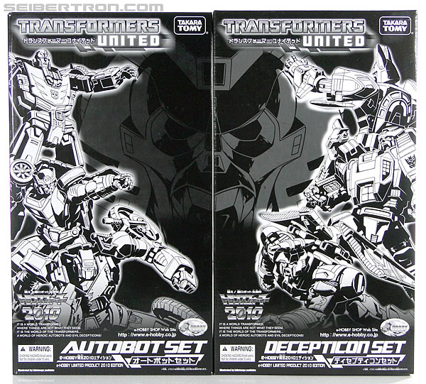 Transformers United Hot Rod (e-Hobby) (Image #27 of 173)
