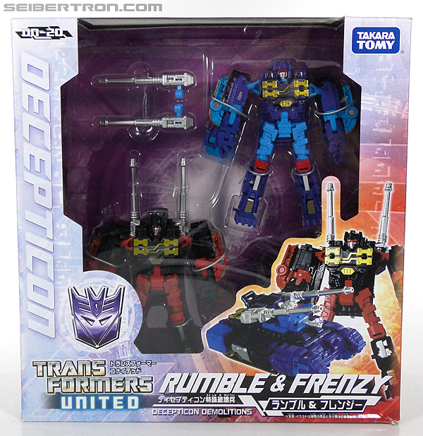 Transformers United Frenzy (Image #1 of 182)