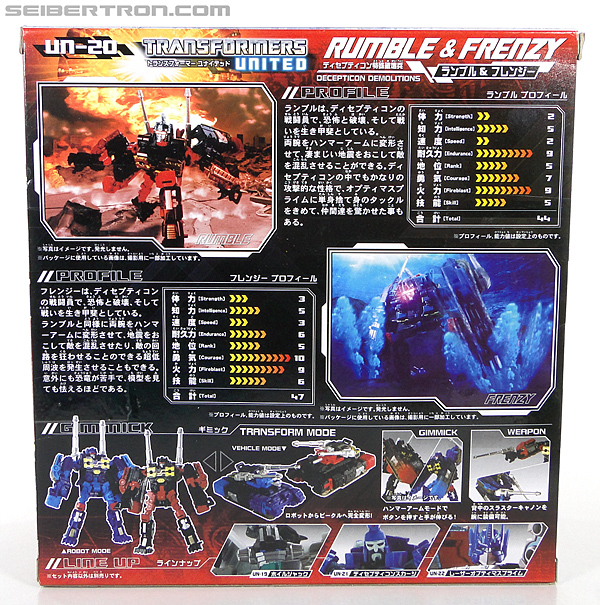 Transformers United Frenzy (Image #6 of 182)