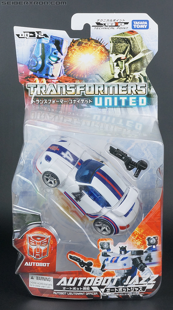 Transformers United Jazz (Image #1 of 169)