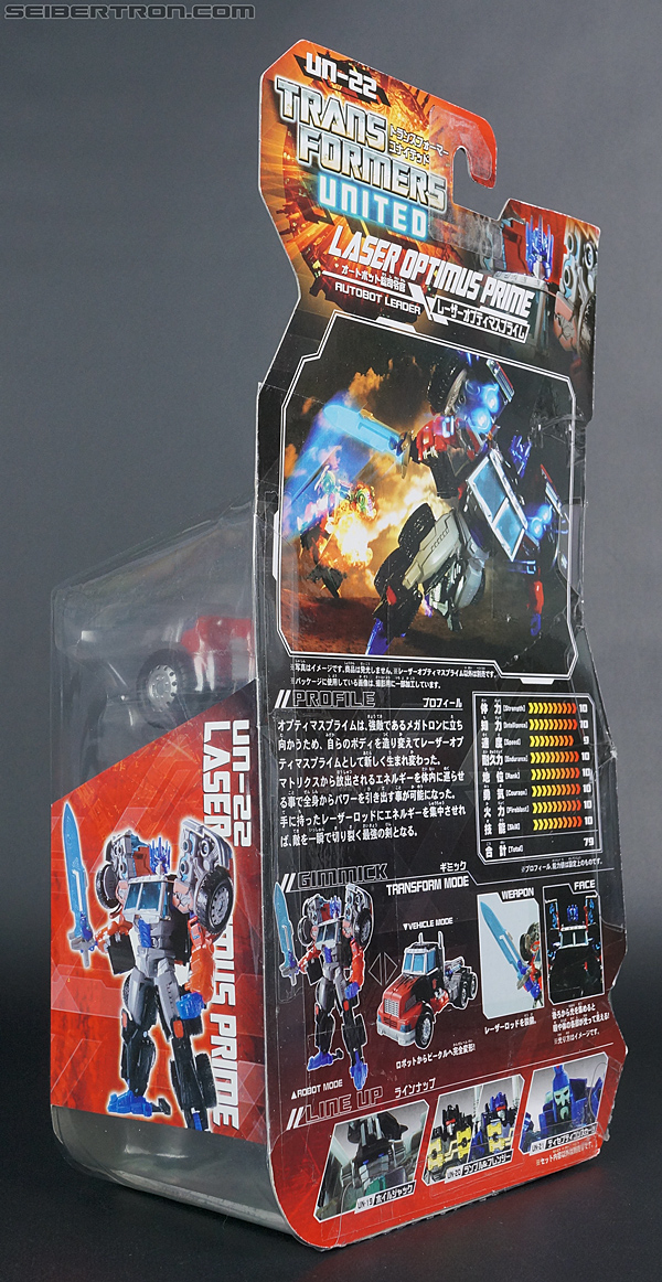 Transformers United Laser Optimus Prime (Image #13 of 133)
