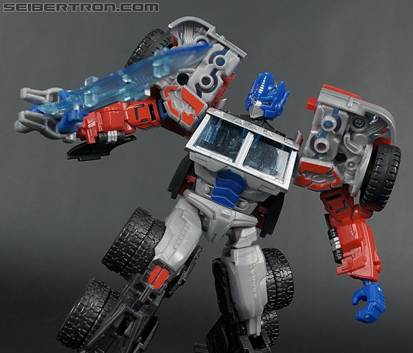 Transformers United Laser Optimus Prime (Image #100 of 133)