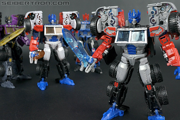 Transformers United Laser Optimus Prime (Image #125 of 133)
