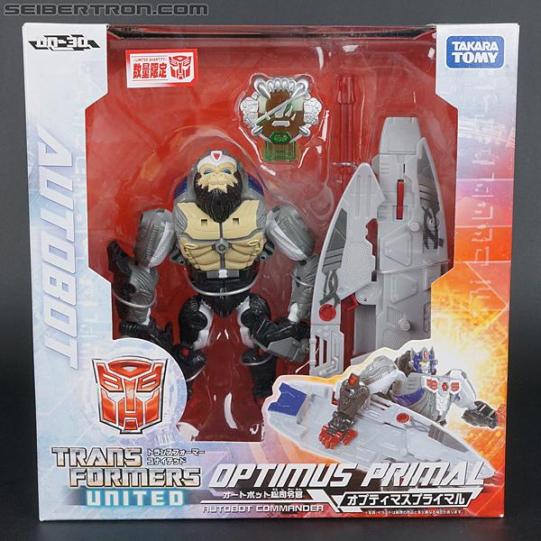 Transformers United Optimus Primal (Image #1 of 200)