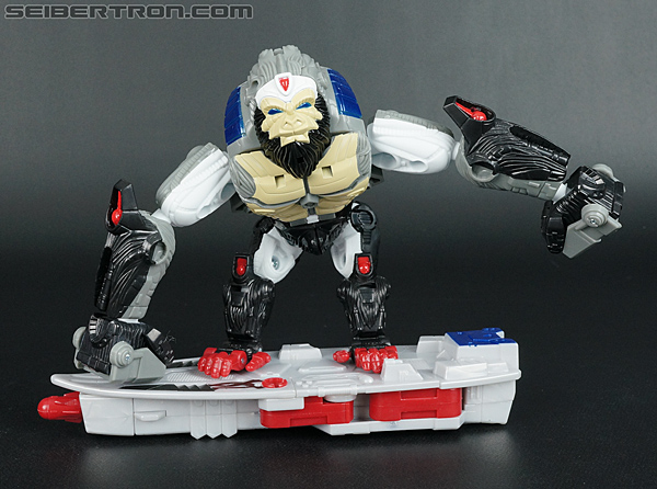Transformers United Optimus Primal (Image #18 of 200)