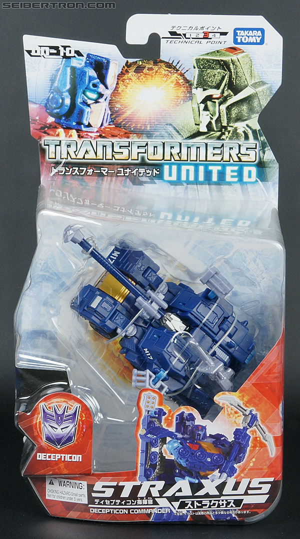 Transformers United Straxus (Image #1 of 120)