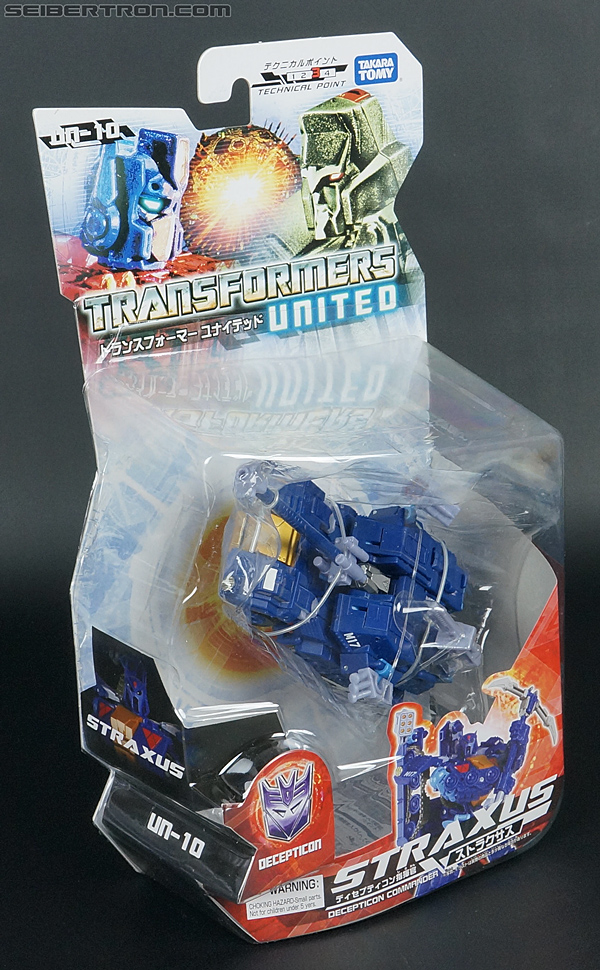 Transformers United Straxus (Image #3 of 120)