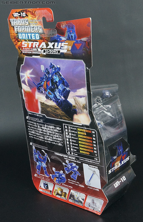 Transformers United Straxus (Image #5 of 120)