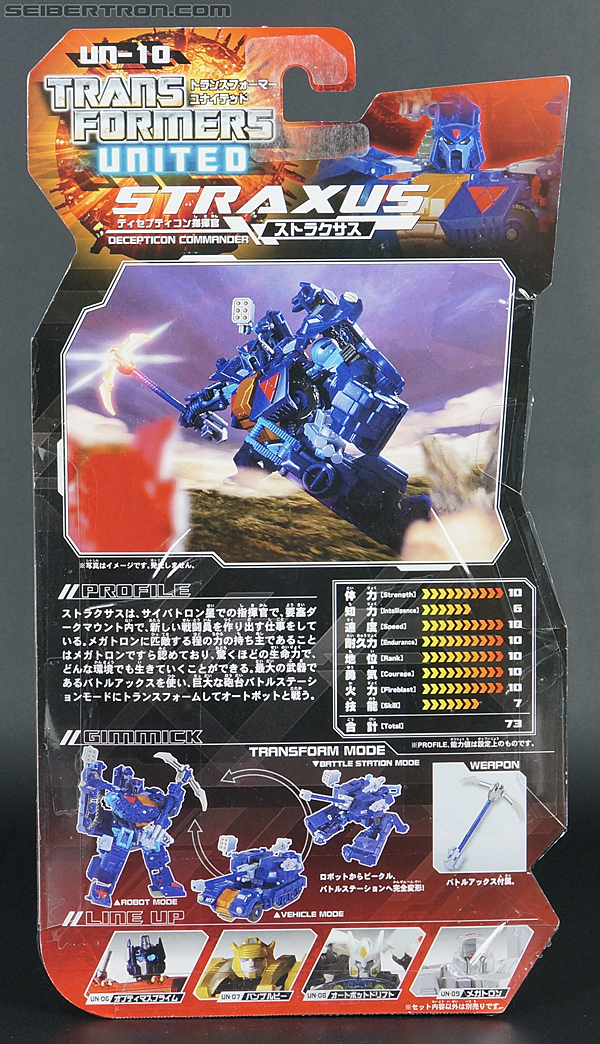 Transformers United Straxus (Image #6 of 120)