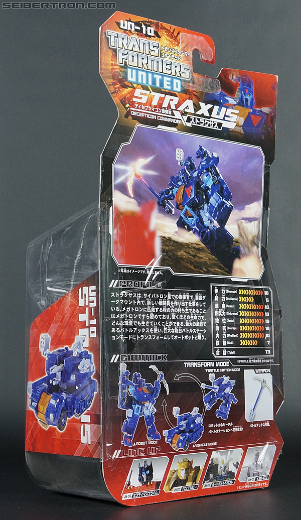 Transformers United Straxus (Image #10 of 120)