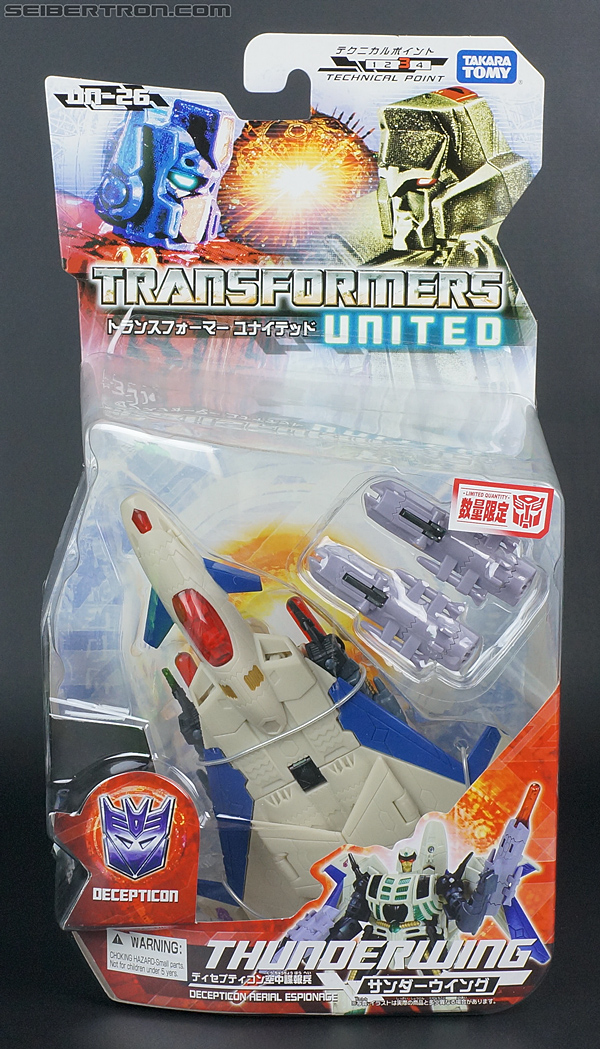 Transformers United Thunderwing (Image #1 of 123)