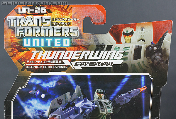 Transformers United Thunderwing (Image #12 of 123)
