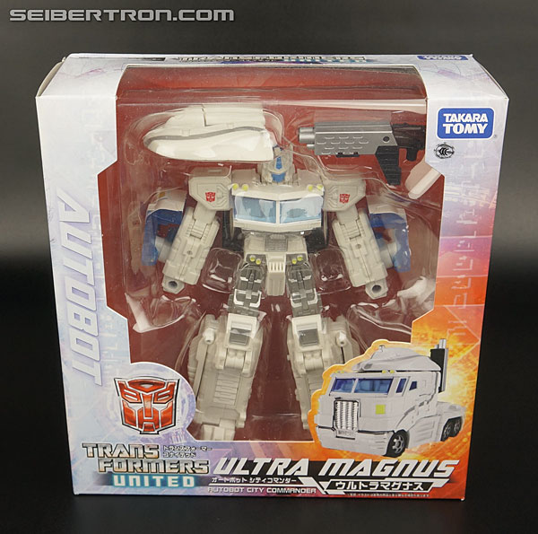 Transformers United Ultra Magnus (Image #2 of 114)