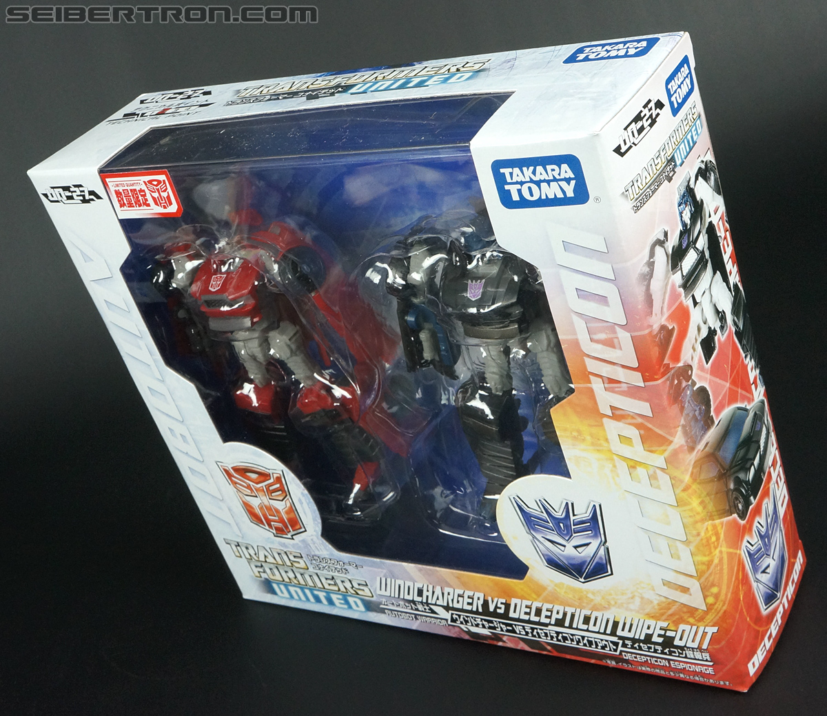 Transformers United Wipe-out (Image #25 of 138)