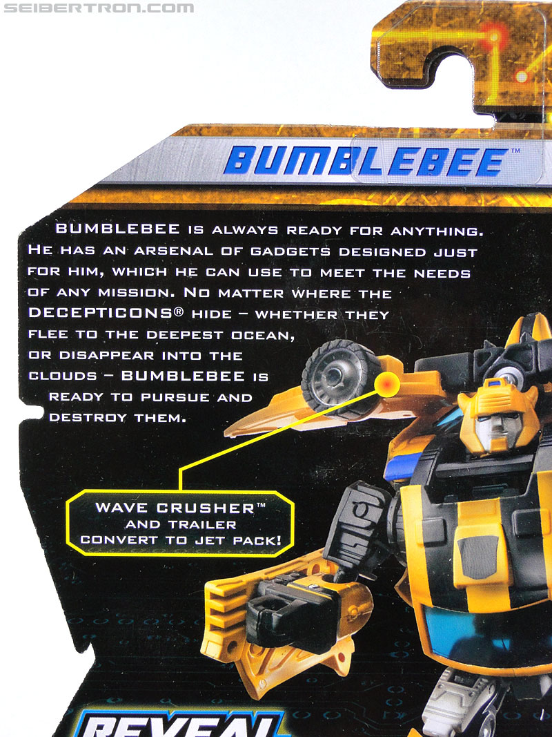 Transformers Reveal The Shield Bumblebee (Image #8 of 141)