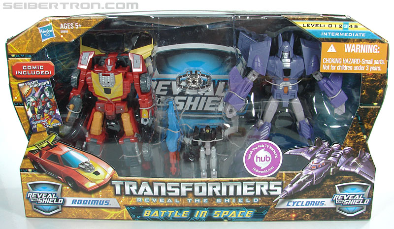 Transformers Reveal The Shield Cyclonus (Image #1 of 146)