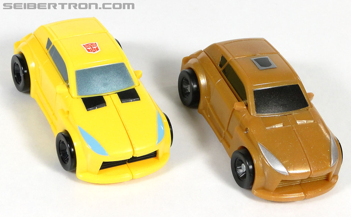 Transformers Reveal The Shield Gold Bumblebee (Image #33 of 100)