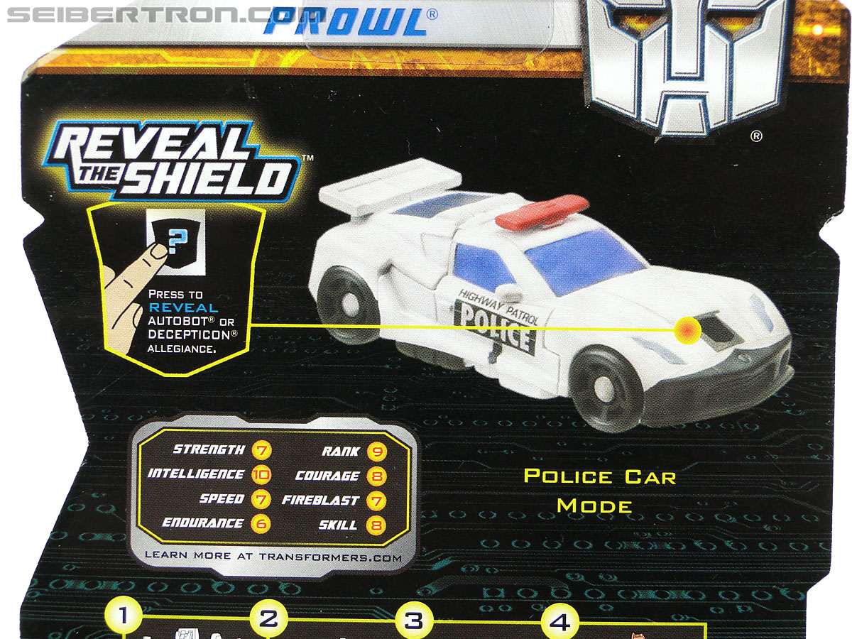 Transformers Reveal The Shield Prowl (Image #7 of 76)