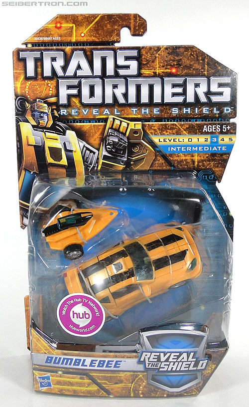 Transformers Reveal The Shield Bumblebee (Image #1 of 141)