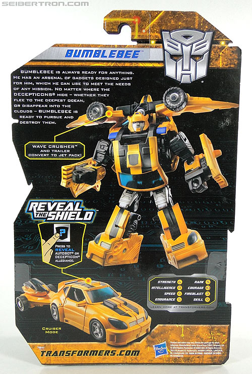 Transformers Reveal The Shield Bumblebee (Image #7 of 141)