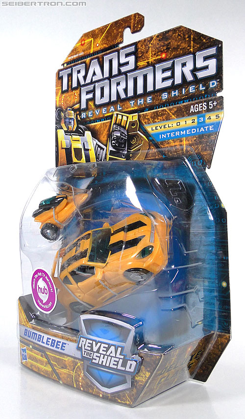 Transformers Reveal The Shield Bumblebee (Image #12 of 141)