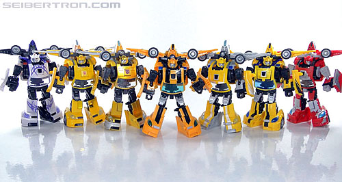 Transformers Reveal The Shield Bumblebee (Image #125 of 141)