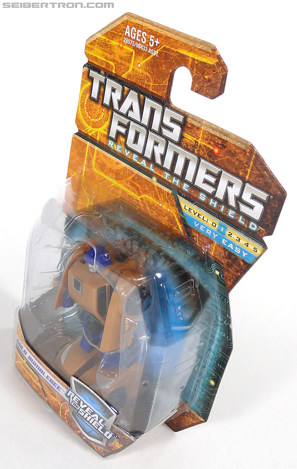 Transformers Reveal The Shield Gold Bumblebee (Image #9 of 100)