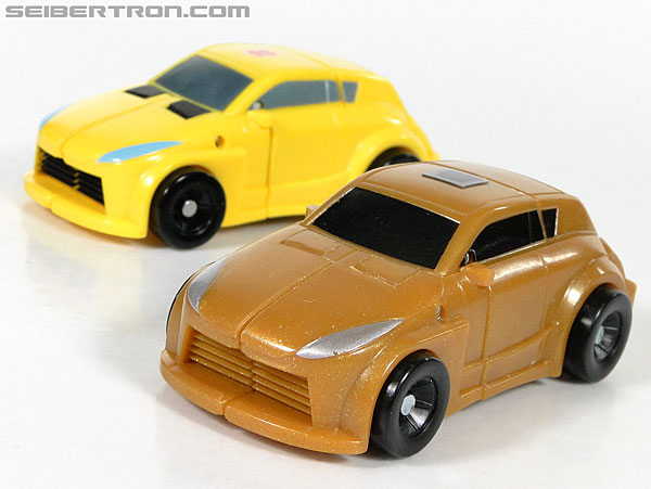 Transformers Reveal The Shield Gold Bumblebee (Image #31 of 100)