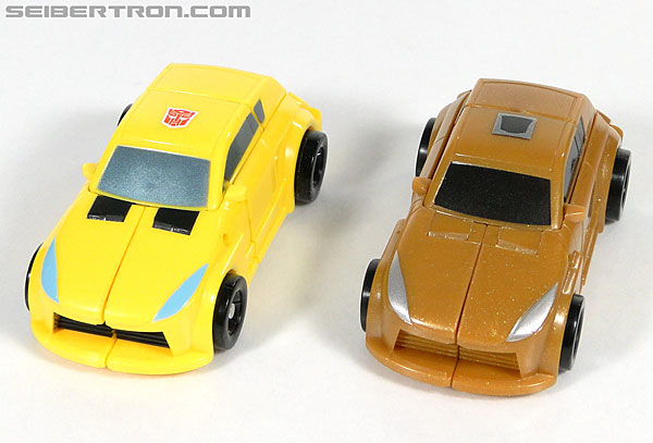 Transformers Reveal The Shield Gold Bumblebee (Image #32 of 100)