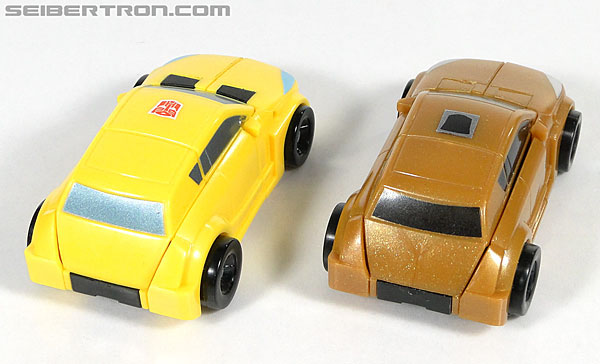 Transformers Reveal The Shield Gold Bumblebee (Image #34 of 100)
