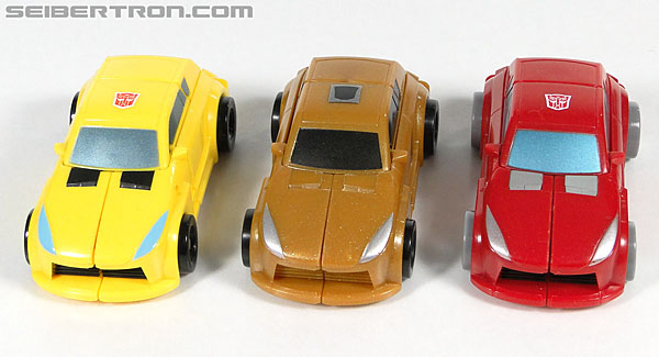 Transformers Reveal The Shield Gold Bumblebee (Image #37 of 100)