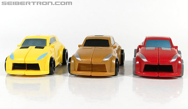 Transformers Reveal The Shield Gold Bumblebee (Image #38 of 100)