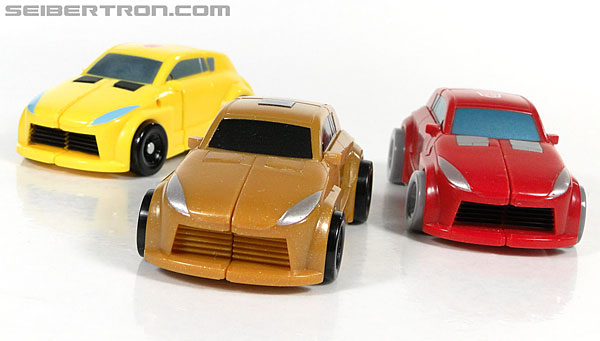 Transformers Reveal The Shield Gold Bumblebee (Image #39 of 100)