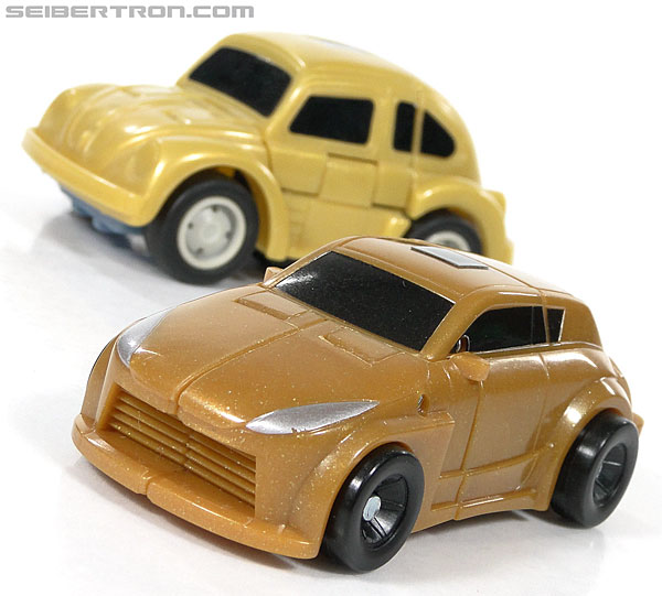 Transformers Reveal The Shield Gold Bumblebee (Image #41 of 100)