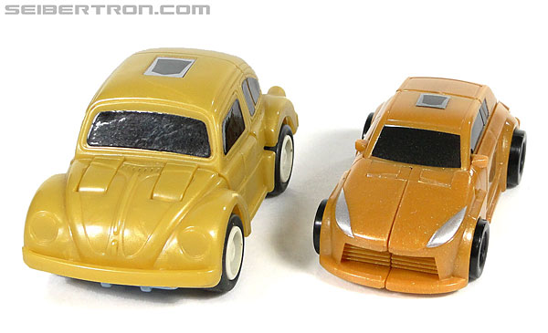 Transformers Reveal The Shield Gold Bumblebee (Image #42 of 100)