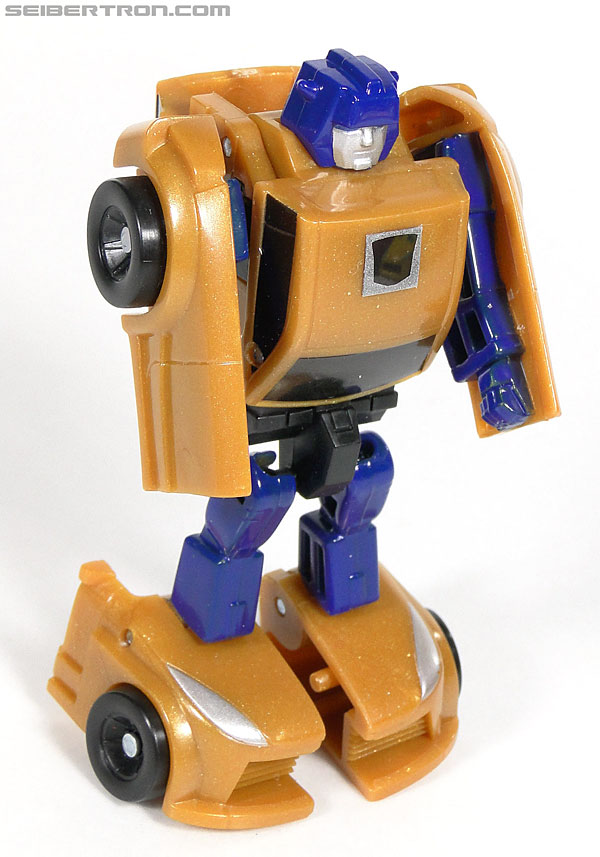Transformers Reveal The Shield Gold Bumblebee (Image #46 of 100)