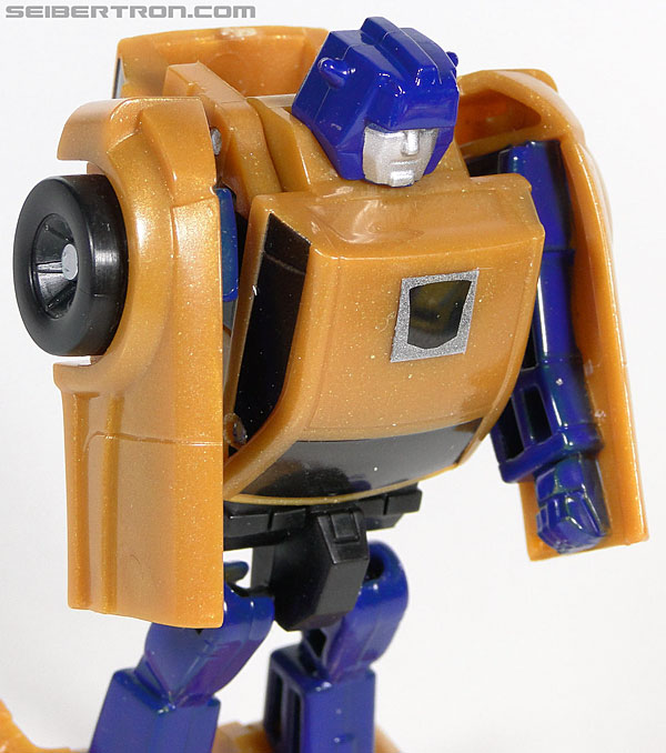Transformers Reveal The Shield Gold Bumblebee (Image #47 of 100)