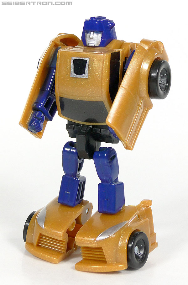 Transformers Reveal The Shield Gold Bumblebee (Image #56 of 100)