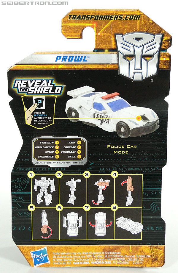 Transformers Reveal The Shield Prowl (Image #5 of 76)