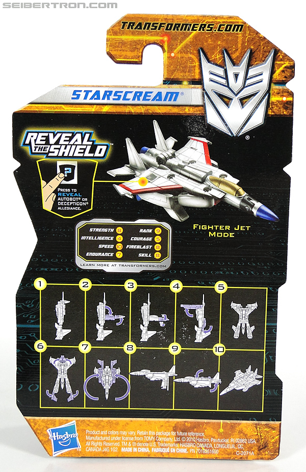 Transformers Reveal The Shield Starscream (Image #5 of 95)