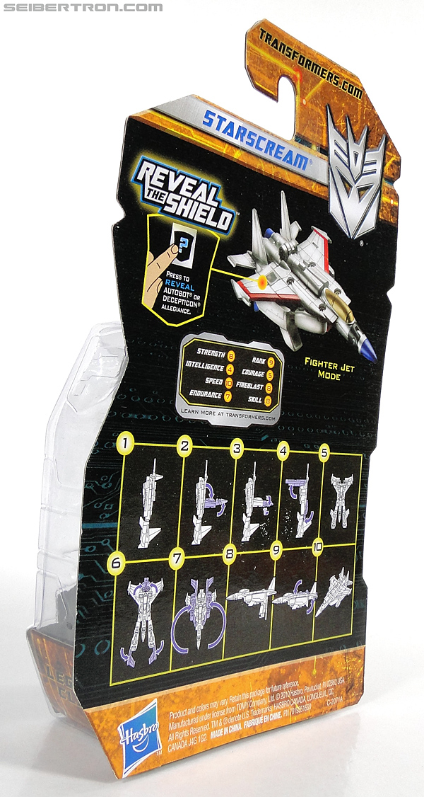 Transformers Reveal The Shield Starscream (Image #7 of 95)