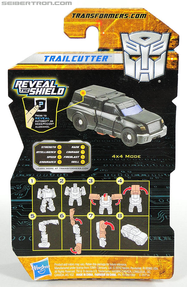 Transformers Reveal The Shield Trailcutter (Trailbreaker) (Image #5 of 79)