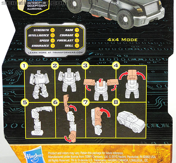 Transformers Reveal The Shield Trailcutter (Trailbreaker) (Image #6 of 79)