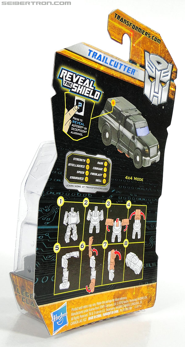 Transformers Reveal The Shield Trailcutter (Trailbreaker) (Image #7 of 79)