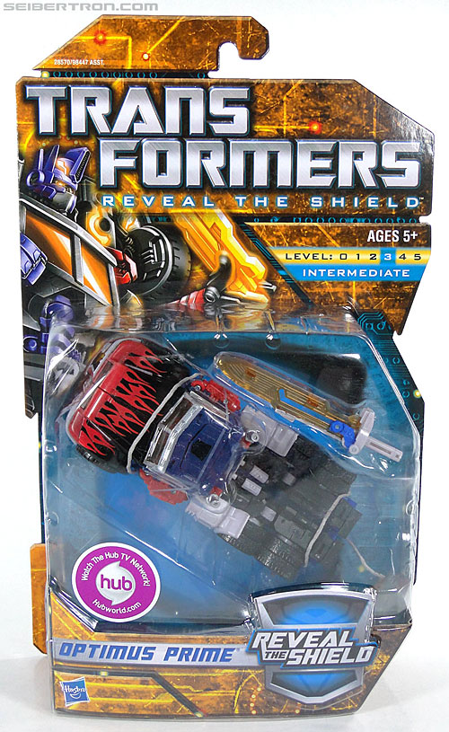 Transformers Reveal The Shield Optimus Prime (G2) (Image #1 of 137)