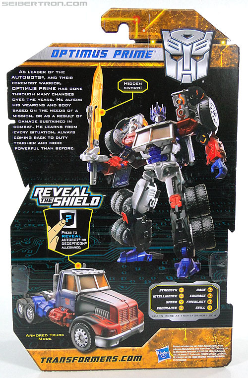 Transformers Reveal The Shield Optimus Prime (G2) (Image #7 of 137)