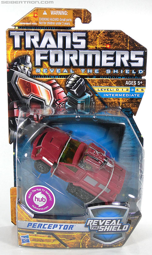 Transformers Reveal The Shield Perceptor (Image #1 of 155)