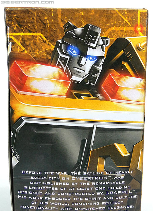 Transformers Reveal The Shield Solar Storm Grappel (Grapple) (Image #5 of 149)